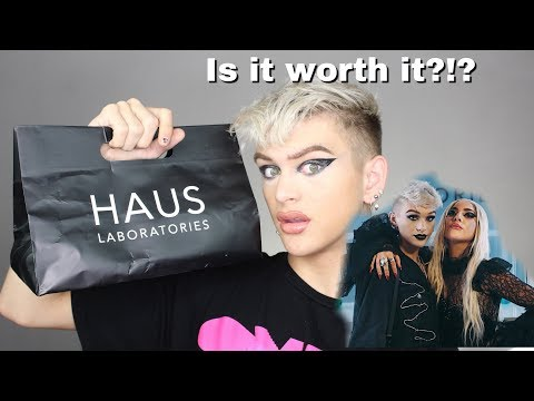 HAUS OF GAGA MAKEUP LAUNCH PARTY/ PRODUCT REVIEW thumbnail