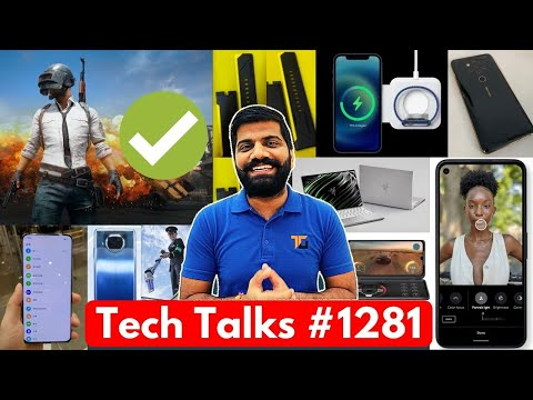 Tech Talks #1281 – PUBG Diwali Comeback, New Redmi 9 Pro 5G, Oppo Crazy Camera, OnePlus Watch