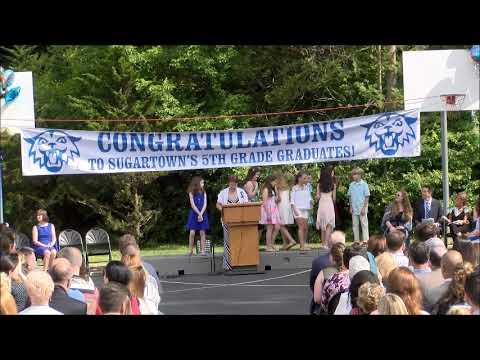 Sugartown Elementary School - 5th Grade Graduation, 2018