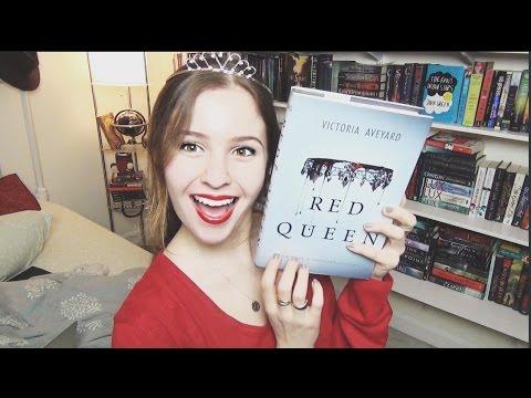 Red Queen Book !