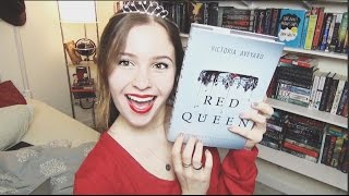 Red Queen Book Review!
