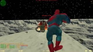 Zombie server cs 1.6 #1 [Mega fast ammo+jetpack+golden ak-47]