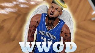 NBA 2K16 My Park - I Like 3 Girls, One Likes Freaky Drugs?? #WWGD Part 7