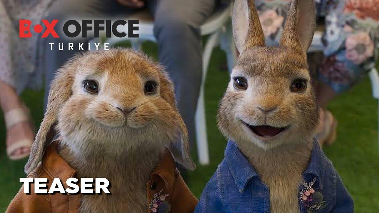 Peter Rabbit: Kaçak Tavşan: Dublajlı Teaser