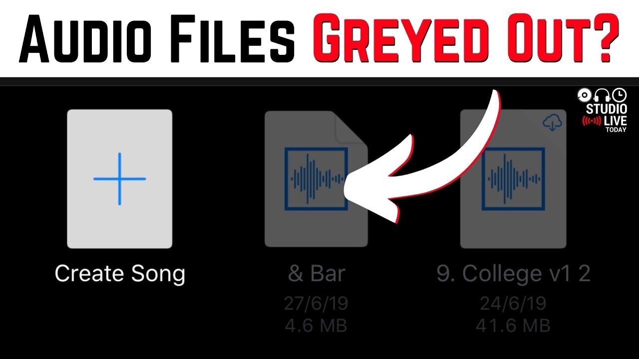 Eyüboğlu | Müzik Teknolojileri: GarageBand Ses Dosyalarının Classroom Üzerinden Teslim Edilmesi