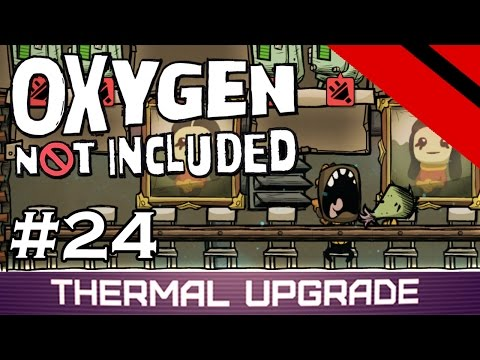 Oxygen Not Included - Thermal Upgrade - HYDROGEN BUILDUP (St