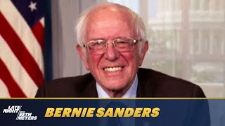 Download lagu Sen. Bernie Sanders Reacts to His Photograph Becoming a Viral Meme