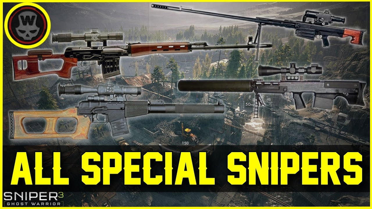Download How To Find ALL Special Crate Snipers (Sniper Ghost Warrior 3)