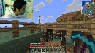 ماين كرافت : الخشة !! #21 | 21# Minecraft : d7oomy999
