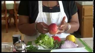 Quinoa  Apple Salad With Sherry & Smoked Paprika Vinaigrette