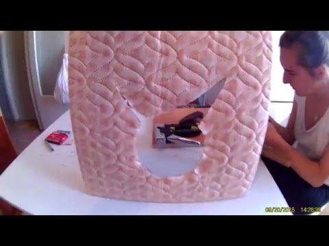 Просто без затей Сделать домик, когтеточку для кота своими руками