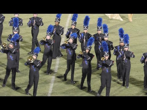 Lugoff-Elgin High School Marching Pride 2017 Show - Walerboro Band Classic