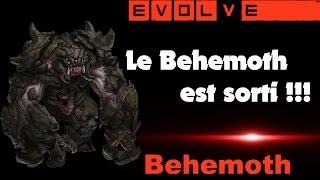Baixar Evolve - Le Behemoth !!! [Fr Ultra]
