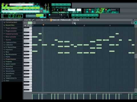 Piano piano chords fl studio : Pirates of the Caribbean 'He's a Pirate' - Piano Melody - FL ...
