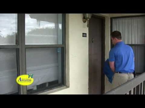 Advanced Pest Control Apartment Pest Control and Bedbug Services