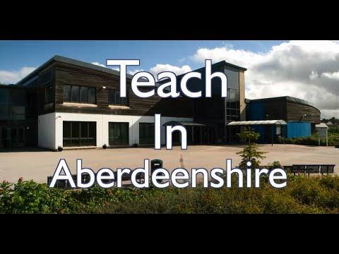 Teach in Aberdeenshire