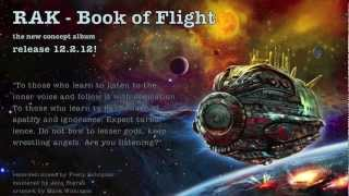 RAK - Lepidoptera II - the Book of Flight - Album Teaser.mov