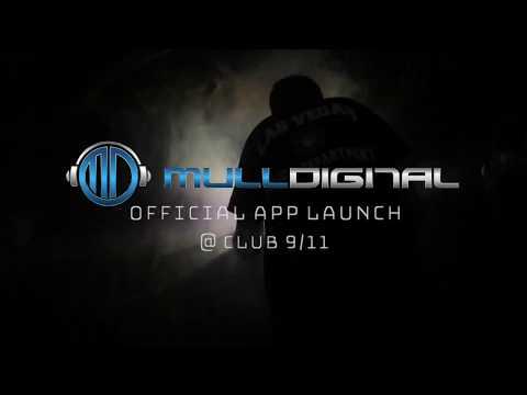 Mull Digital offical app launch: Nick Warren @ Club 9/11, Tallinn