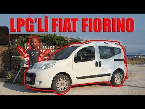 #LPG'Lİ #FIAT #FIORINO 1.4 BENZİNLİ (2012) İNCELEMESİ & TEST SÜRÜŞÜ