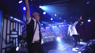Far East Movement Performs Rocketeer