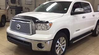 2013 Toyota Tundra Platinum Review