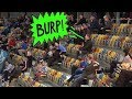 Extreme Burping In Public 12 / Who let the T-rex in? 25,000 subs Special