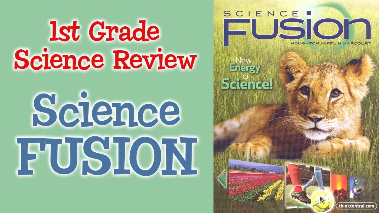 hight resolution of Homeschool 1st Grade Science Fusion Review - YouTube