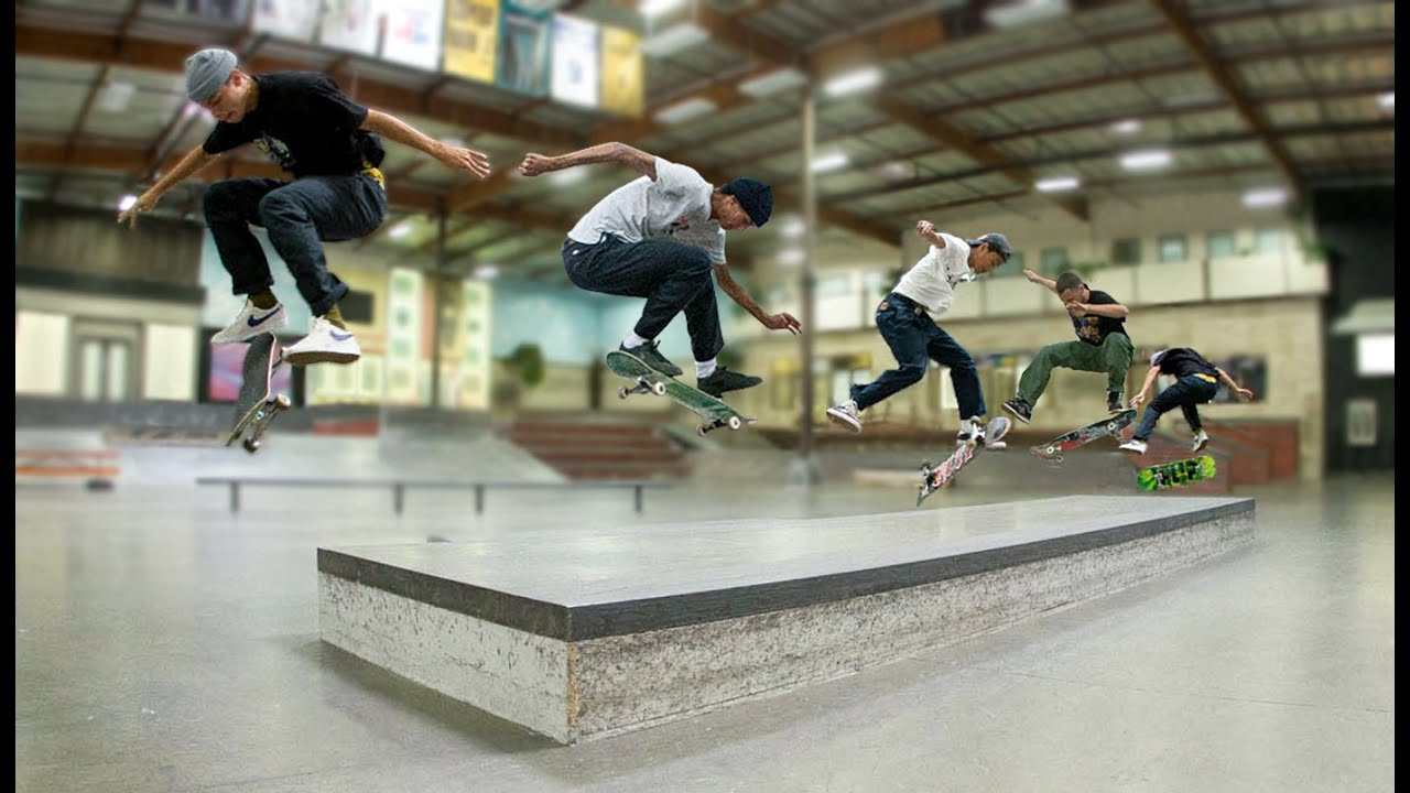 The Fastest Feet At The Berrics