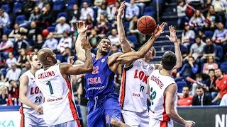 CSKA vs Lokomotiv-Kuban Game 1 Хайлайты, Semifinals