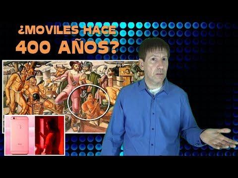 ¿QUÉ DIABLOS HACEN ESTOS MÓVILES EN PINTURAS DE HACE 400 AÑOS?
