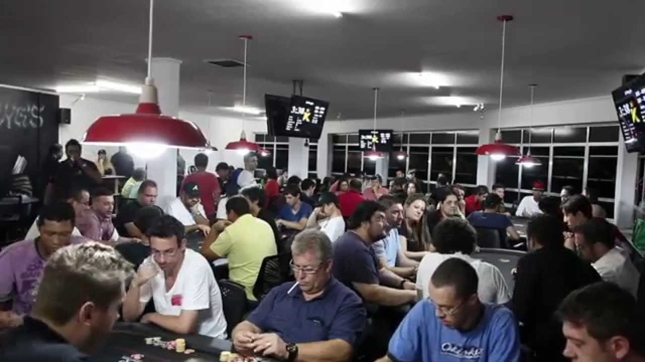 Kings poker club bauru slot car track on carpet