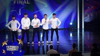Gasanov Dans Grup final performansı  | Yetenek Sizsiniz Türkiye | Sezon 8 | 15. Bölüm