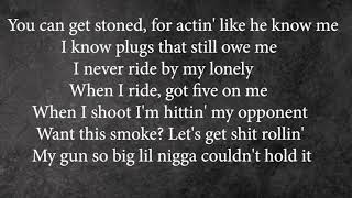 Rich Dunk - High School (Lyrics)