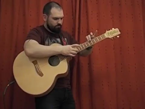 Andy Mckee - Drifting (Cover by Gavin Ferris)