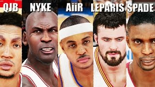 NBA 2K15 Allstar Team Up - East AllStars Down to Wire - SMH QJB Turnover Machine!