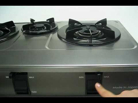 Cooktop whirlpool stainless steel used cleaned the