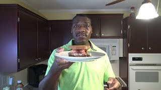 Bacon Cheeseburger on Toasted Bread, Power Air Fryer Oven Recipe