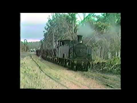 Richmond Vale Railway - 1987 - Part 2