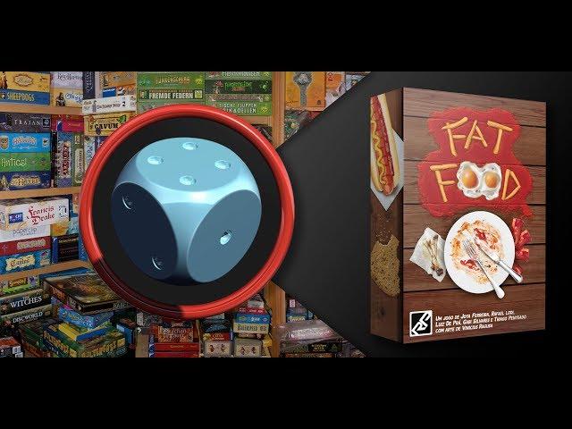 Fat Food - Como Jogar