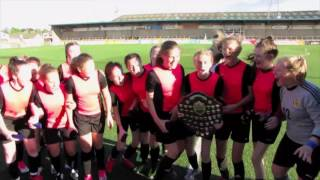 2016/17 Scottish Schools FA Shield winners