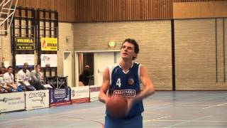 Binnenland Heren 1 vs Cangeroes november 2012