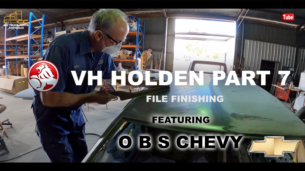 Download Chevy OBS tracked down parts. Holden build vh commodore part 7.