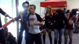 Caramelldansen - Anime Friends 2010