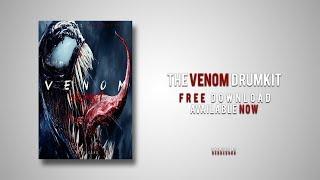 [FREE] The VENOM Trap Drum Kit Free Download 2019 🔥