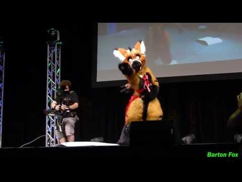 Anthrocon 2013 - Dance Competition - Telephone