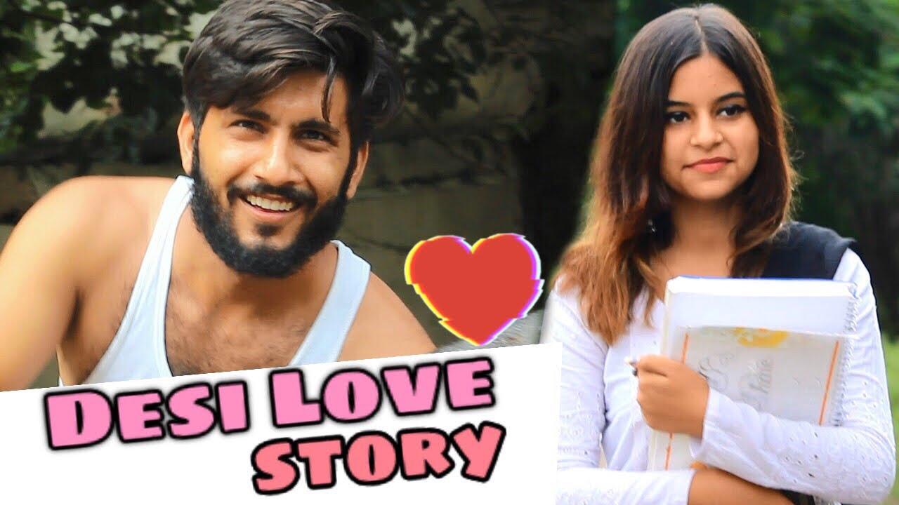 Desi Love Story   Vine   We Are One