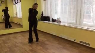 """Узбекский танец, урок, постановка. """"Только у любимой"""""""