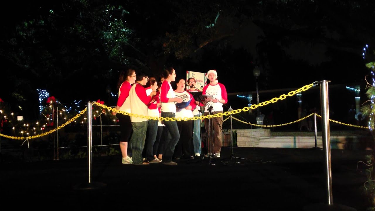 Carol of the Bells arr Jay Rouse Docappella Zoo Lights