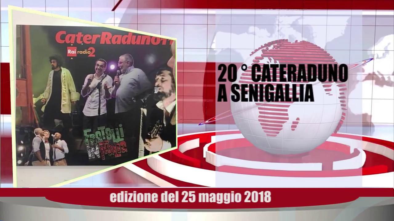 Velluto Notizie Web Tv Senigallia Ed  25 05 2018