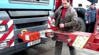 Нови устройства- обучение на персонала за работа с Recovery Truck част III